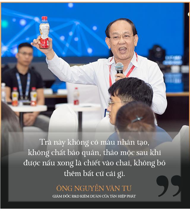 Ông Trần Quí Thanh: Tôi không nghĩ đưa nước giải khát Tân Hiệp Phát ra toàn cầu là tham vọng! - Ảnh 2.