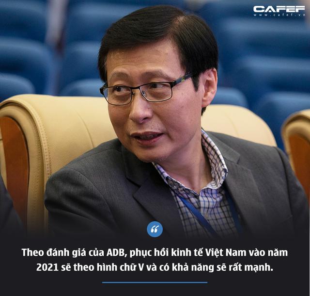 Chuyên gia Kinh tế trưởng ADB: Phục hồi kinh tế Việt Nam vào năm 2021 sẽ theo hình chữ V và có khả năng sẽ rất mạnh - Ảnh 4.