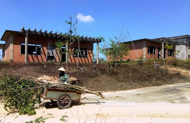 Quảng Ngãi: Xem xét chấm dứt Dự án du lịch Thiên Đàng 8.000 tỉ đồng - Ảnh 1.