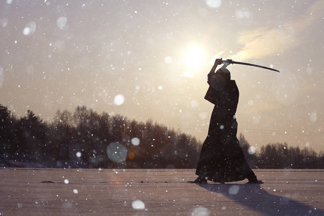 """Bình thản trước lưỡi kiếm của samurai, sư thầy khiến đối phương bội phục: Thiên đường và địa ngục đích thực ở trong """"TÂM"""" - Ảnh 1."""