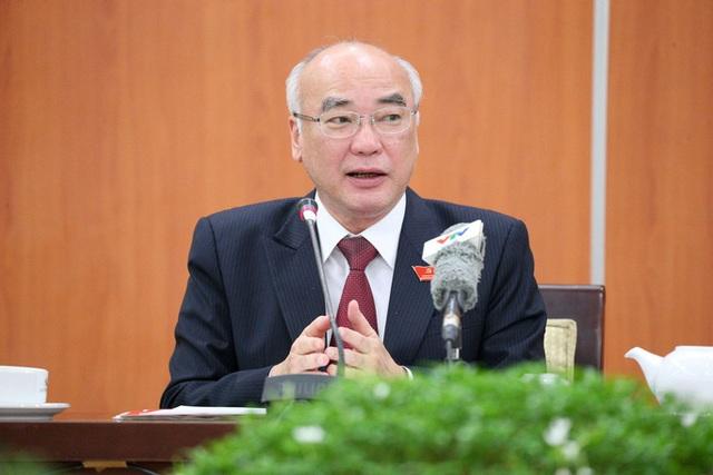 Hôm nay bầu Ban Chấp hành Đảng bộ TP HCM nhiệm kỳ 2020-2025  - Ảnh 1.