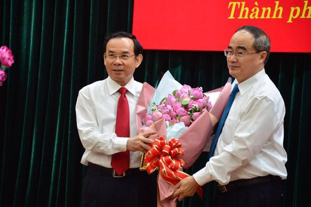Ông Nguyễn Thiện Nhân tiếp tục chỉ đạo Đảng bộ TPHCM khóa XI - Ảnh 2.