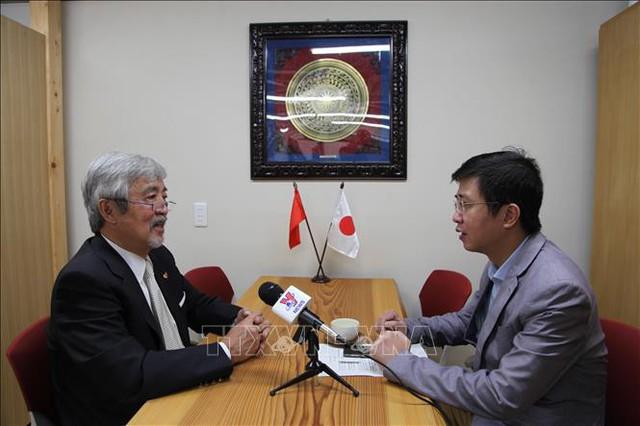 Việt Nam - điểm đến mang lại nhiều lợi ích cho doanh nghiệp Nhật Bản  - Ảnh 1.