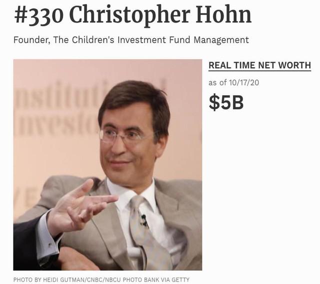 [Quy tắc đầu tư vàng] Kiếm bộn tiền từ khủng hoảng doanh nghiệp, tỷ phú Anh gây dựng khối tài sản khổng lồ từ chiến lược độc đáo và gây sốc - Ảnh 1.