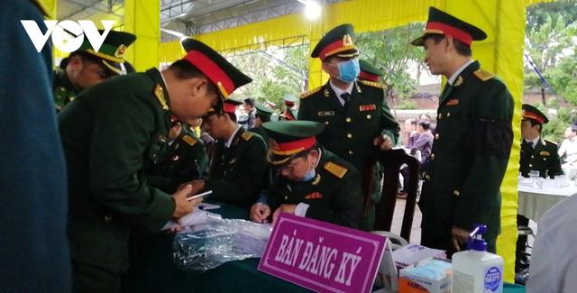Xúc động Lễ viếng và truy điệu 13 liệt sĩ hy sinh khi tìm kiếm cứu nạn tại Rào Trăng 3 - Ảnh 39.