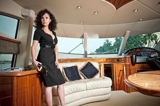 Nhìn lại những du thuyền lên tới vài triệu đô đắt giá của giới doanh nhân Việt, có chiếc lên tới cả trăm tỉ khiến dân tình gọi luôn biệt thự trên biển  - Ảnh 7.