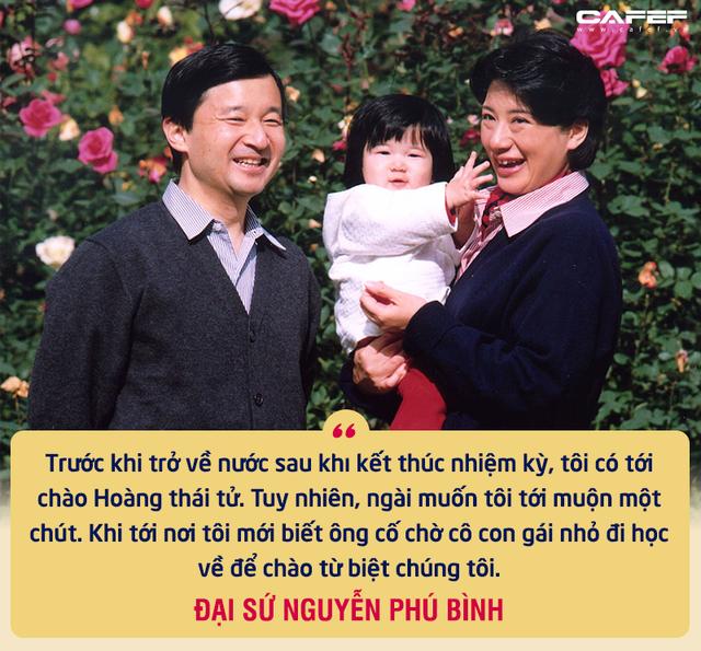 """Nguyên Thứ trưởng Ngoại giao Nguyễn Phú Bình: Mối duyên đặc biệt từ các chuyến thăm của Thủ tướng Nhật và sự tôn trọng """"bất ngờ"""" từ gần 40 năm trước - Ảnh 8."""