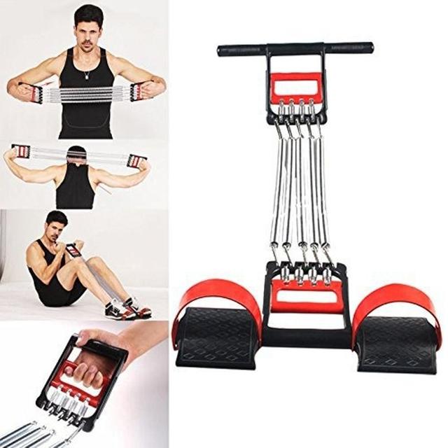 Điểm danh loạt sản phẩm giúp dân văn phòng tập thể dục thể thao tại chỗ để tránh đau lưng, béo bụng - Ảnh 1.