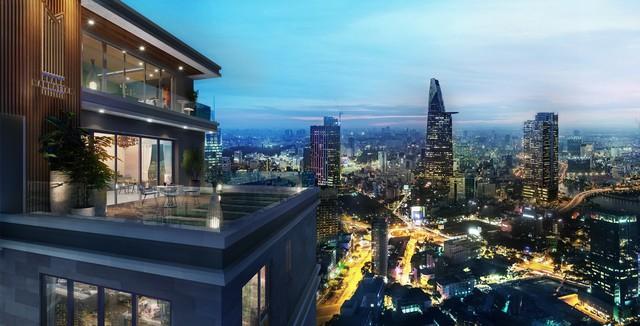"""Vì sao căn hộ hạng sang trung tâm Sài Gòn lọt """"tầm ngắm"""" nhà đầu tư nước ngoài? - Ảnh 1."""