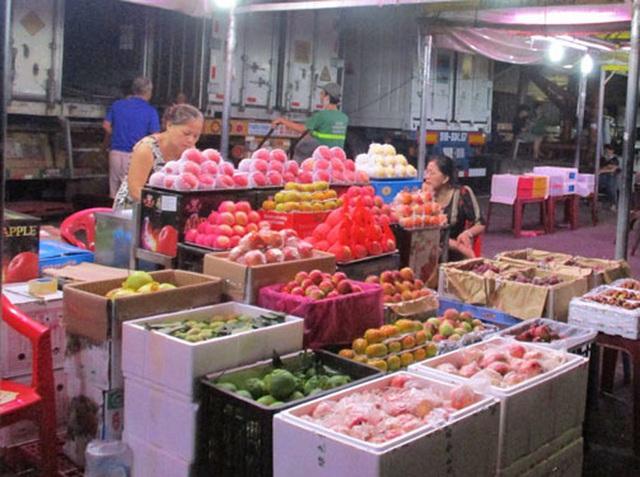 Nhập khẩu rau quả từ Trung Quốc giảm mạnh - Ảnh 1.