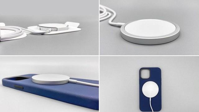 Bộ sạc MagSafe mới và ốp lưng của iPhone 12 đã bắt đầu đến tay người dùng - Ảnh 2.