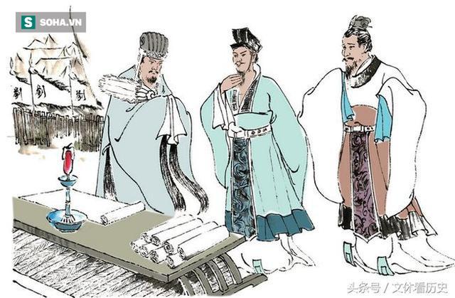 Là người một nhà, tại sao 3 anh em Gia Cát Lượng không hợp sức phò tá 1 chủ mà lại làm việc cho 3 nước đối đầu nhau? - Ảnh 2.