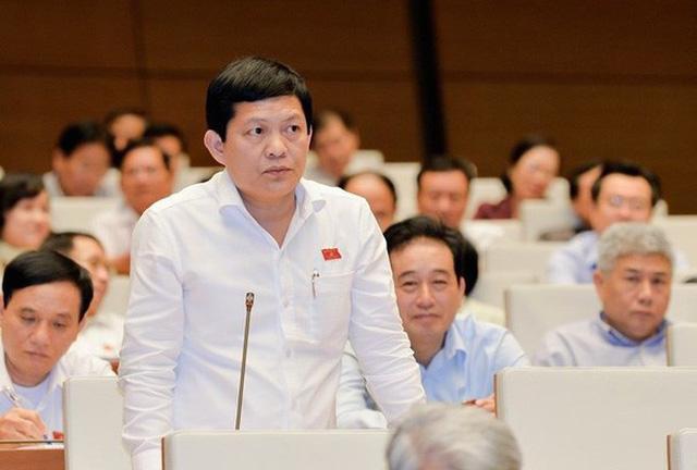 Tổng thư ký Quốc hội nói về việc bãi nhiệm tư cách đại biểu đối với ông Phạm Phú Quốc  - Ảnh 1.