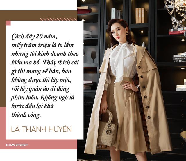 Người đẹp thế kỷ 21: Nhan sắc, sự nổi tiếng hay cái tên Lã Thanh Huyền chẳng giúp được gì cho việc kinh doanh - Ảnh 2.