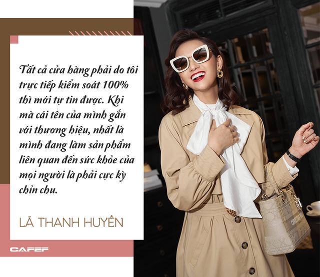 Người đẹp thế kỷ 21: Nhan sắc, sự nổi tiếng hay cái tên Lã Thanh Huyền chẳng giúp được gì cho việc kinh doanh - Ảnh 4.