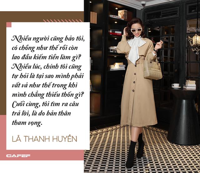 Người đẹp thế kỷ 21: Nhan sắc, sự nổi tiếng hay cái tên Lã Thanh Huyền chẳng giúp được gì cho việc kinh doanh - Ảnh 7.