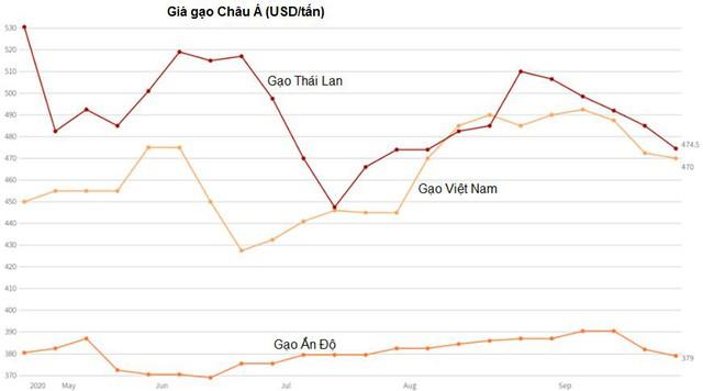Thị trường ngày 02/10: Giá dầu, đồng giảm sâu 4%; vàng và ngô tăng khá - Ảnh 1.