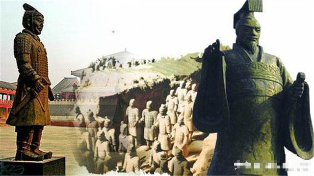 Vừa mới tiêu diệt 6 nước, thống nhất thiên hạ, điều gì đã khiến Tần Thủy Hoàng phải vội cho đúc đúng 12 bức tượng người bằng đồng? - Ảnh 2.
