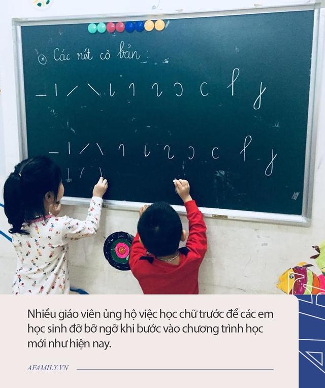 Các giáo viên nói về quy tắc sống còn trong cuộc chiến con vào lớp 1: Bố mẹ cũng cần tìm hiểu kỹ chương trình học, trao đổi tích cực với giáo viên và quan trọng nhất là phải KIÊN NHẪN với con! - Ảnh 5.