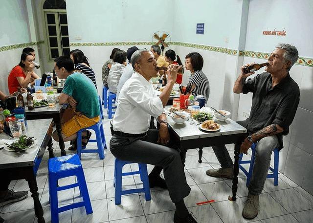 Bất ngờ trước nhiều hoạt động bình dân khi sang Việt Nam của lãnh đạo các nước - Ảnh 2.
