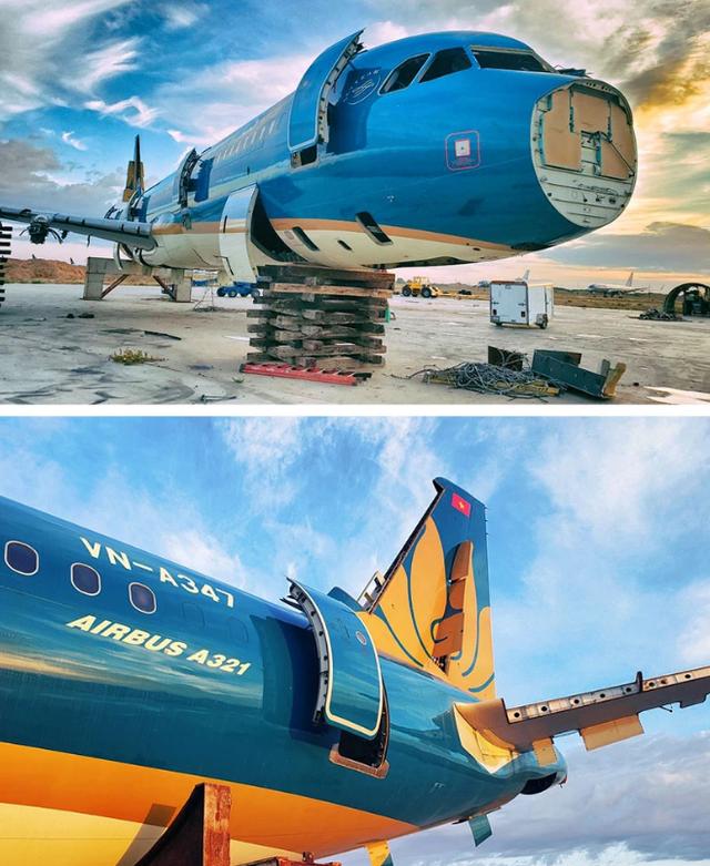 """Máy bay cũ của Vietnam Airlines được """"xẻ thịt"""" làm móc chìa khóa, bán hết veo hàng nghìn chiếc với giá 25-70 USD - Ảnh 1."""