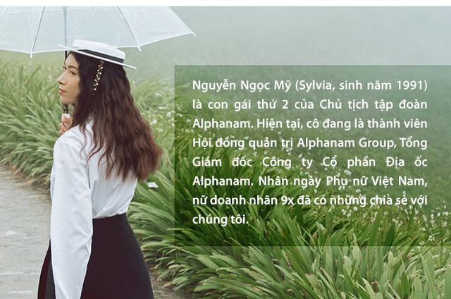 """Nữ CEO Nguyễn Ngọc Mỹ: """"Tôi nhận ra mình không thể trở thành phiên bản thứ hai của bố, tôi quyết định sẽ trở thành phiên bản tốt hơn của chính mình""""! - Ảnh 1."""