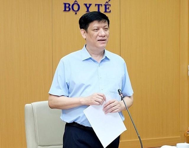 Quyền Bộ trưởng Bộ Y tế Nguyễn Thanh Long kiêm nhiệm chức vụ mới  - Ảnh 1.