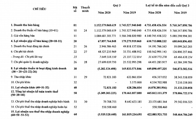 Điện lực dầu khí Nhơn Trạch 2 (NT2) lỗ 6 tỷ đồng trong quý do dừng nhà máy để trung tu - Ảnh 1.