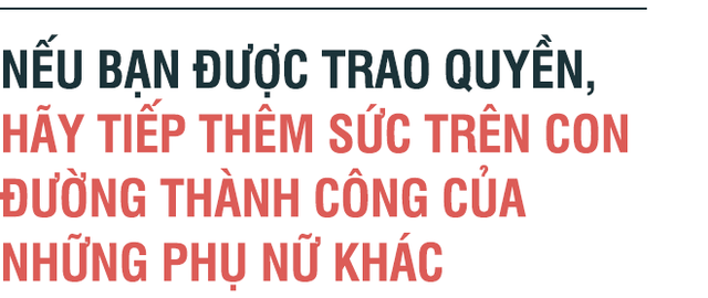 """Nữ CEO Nguyễn Ngọc Mỹ: """"Tôi nhận ra mình không thể trở thành phiên bản thứ hai của bố, tôi quyết định sẽ trở thành phiên bản tốt hơn của chính mình""""! - Ảnh 7."""
