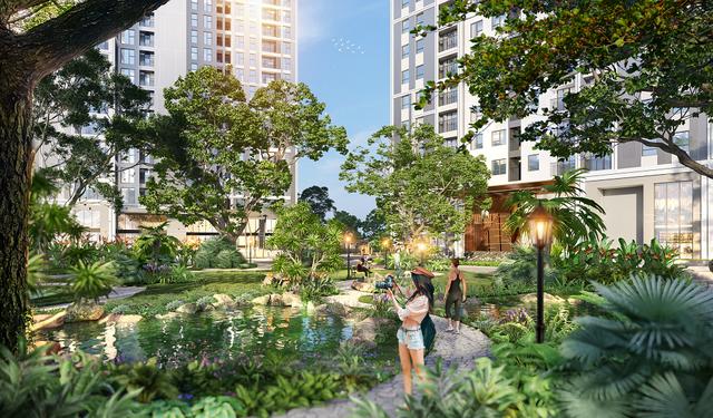 Hà Nội: Thiếu hụt dự án xanh khu trung tâm - Ảnh 1.