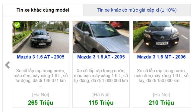 Mazda 3 phá giá chỉ bằng 2 chiếc Honda SH, nhưng Honda City cũng không phải dạng vừa - Ảnh 2.