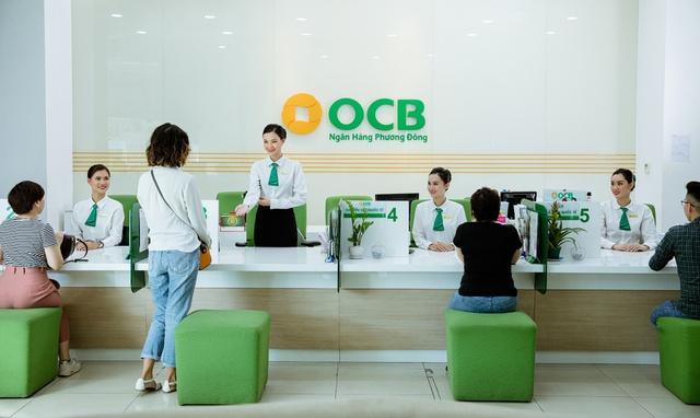 OCB được công nhận thương hiệu quốc gia Việt Nam 2020 - Ảnh 1.
