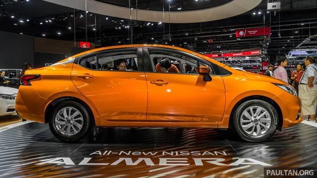 Rộ tin Nissan Sunny phiên bản mới sắp về Việt Nam - Liệu có làm nên chuyện trước Vios và Accent - Ảnh 3.