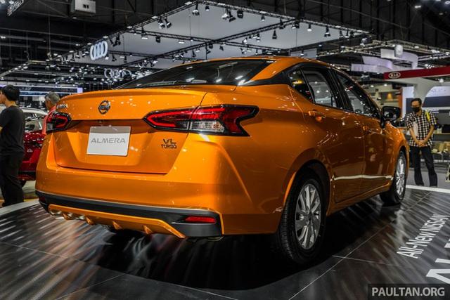 Rộ tin Nissan Sunny phiên bản mới sắp về Việt Nam - Liệu có làm nên chuyện trước Vios và Accent - Ảnh 4.