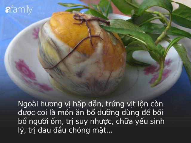 Trời lạnh ăn trứng vịt lộn siêu ngon lại ĐẠI BỔ nhưng có 1 thời điểm trong ngày phải tránh ăn kẻo gây hại nhiều cơ quan trong cơ thể - Ảnh 2.