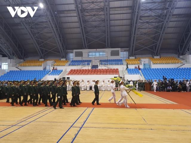Lễ viếng và truy điệu 22 liệt sĩ Đoàn KTQP 337 hy sinh khi đang làm nhiệm vụ - Ảnh 5.