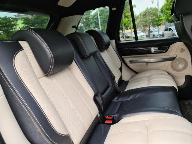 Qua thời đỉnh cao, Range Rover Sport Autobiography bán lại ngang giá Kia Sorento thế hệ mới - Ảnh 4.