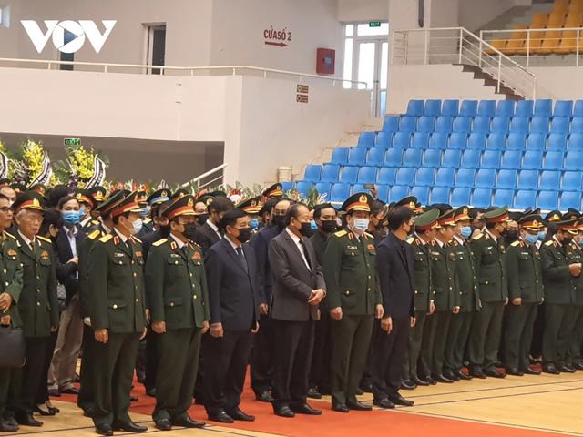 Lễ viếng và truy điệu 22 liệt sĩ Đoàn KTQP 337 hy sinh khi đang làm nhiệm vụ - Ảnh 36.