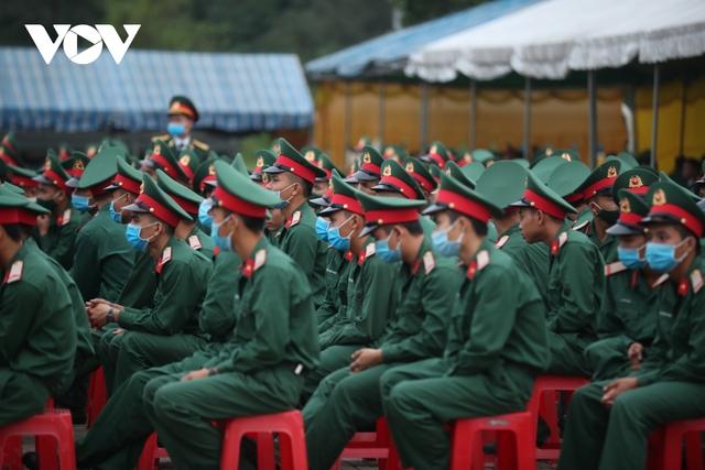 Lễ viếng và truy điệu 22 liệt sĩ Đoàn KTQP 337 hy sinh khi đang làm nhiệm vụ - Ảnh 58.