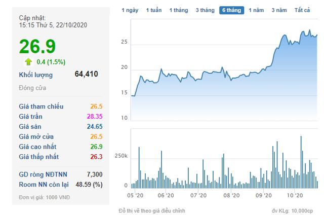 Hưng Thịnh Incons (HTN) thông qua phương án chào bán hơn 16 triệu cp cho cổ đông hiện hữu - Ảnh 1.