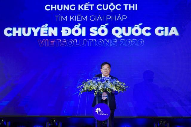 Mô hình vườn ươm mới hậu Viet Solutions: Nhà nước, tập đoàn lớn và giải pháp - Ảnh 2.