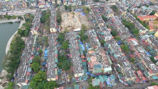 Tắc cải tạo chung cư cũ, Bộ Xây dựng đề xuất sửa Luật nhà ở - Ảnh 1.