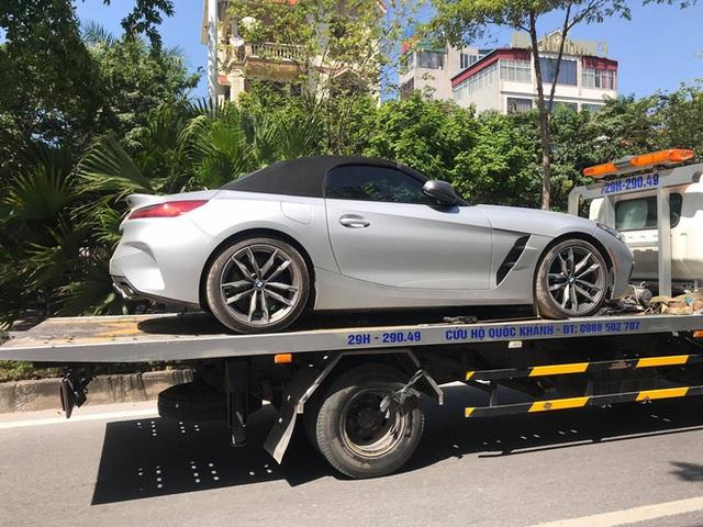 Bắt gặp BMW Z4 thế hệ mới đầu tiên về Việt Nam, giá bán và trang bị là điều khác biệt - Ảnh 2.