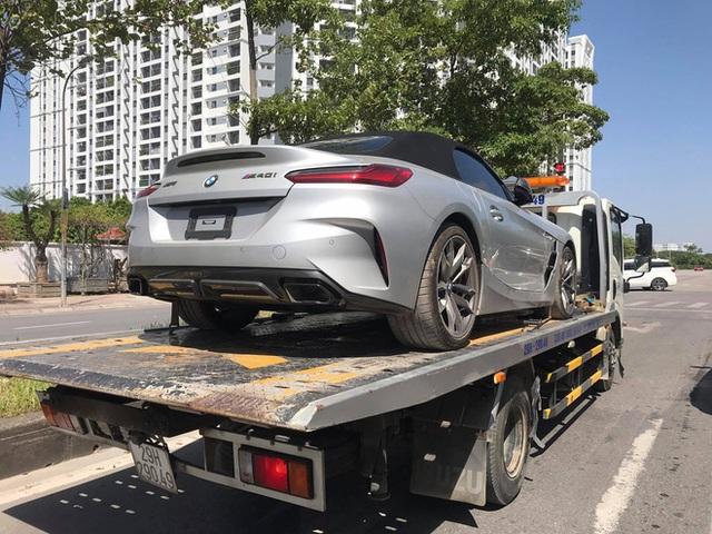 Bắt gặp BMW Z4 thế hệ mới đầu tiên về Việt Nam, giá bán và trang bị là điều khác biệt - Ảnh 3.