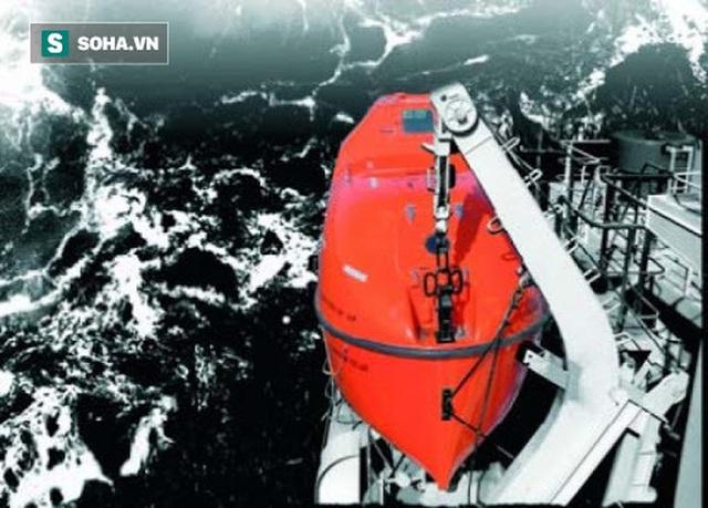 Tàu chở khách đột ngột bị đâm chìm giữa biển đêm, thuyền trưởng đứng trên boong làm 1 việc, những người còn lại cả đời không thể quên - Ảnh 2.