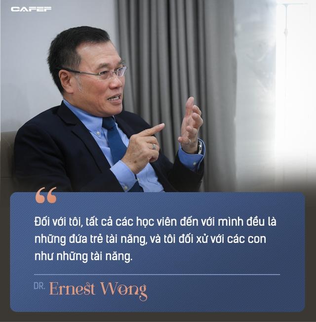 Dr Ernest Wong: Giấc mơ của tôi là mentor thành công cho 1.000 triệu phú tự thân trước tuổi 30, với nhiều bạn trẻ Việt Nam - Ảnh 8.