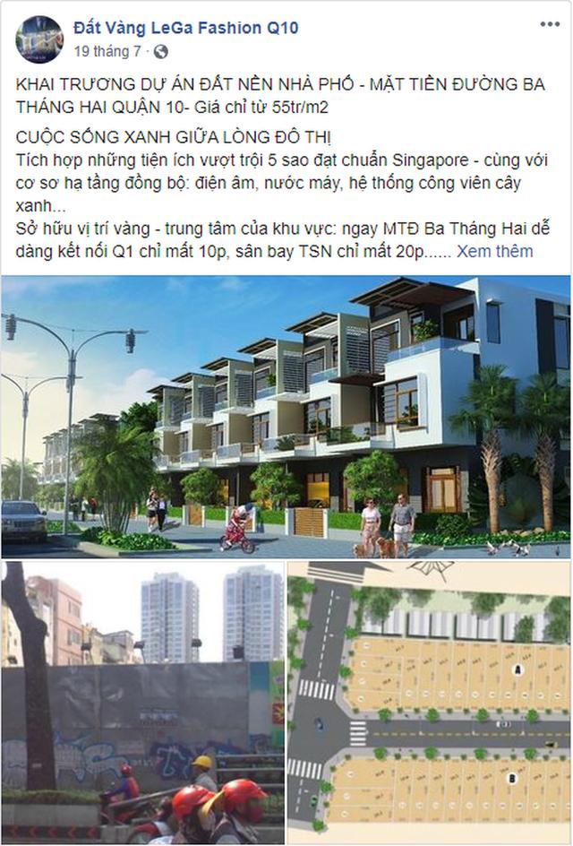 TP.HCM tái diễn dự án ma - Ảnh 1.