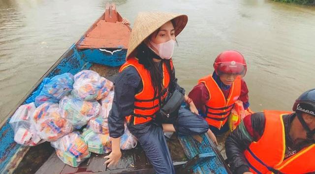 Thuỷ Tiên công khai số tiền kêu gọi chạm mốc 150 tỷ đồng, thông báo cụ thể kế hoạch cứu trợ miền Trung - Ảnh 3.