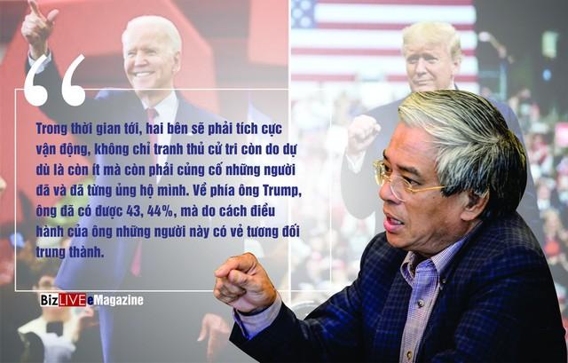 """Đại sứ Phạm Quang Vinh: """"Ông Joe Biden dường như chưa vượt qua được cái bóng của Barack Obama"""" - Ảnh 3."""