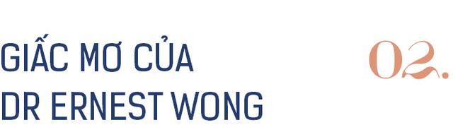 Dr Ernest Wong: Giấc mơ của tôi là mentor thành công cho 1.000 triệu phú tự thân trước tuổi 30, với nhiều bạn trẻ Việt Nam - Ảnh 5.